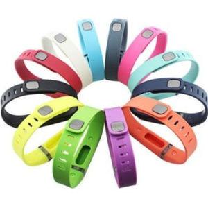 GinCoband 12 Fitbit Flex Bracelet Sport Arm Bands
